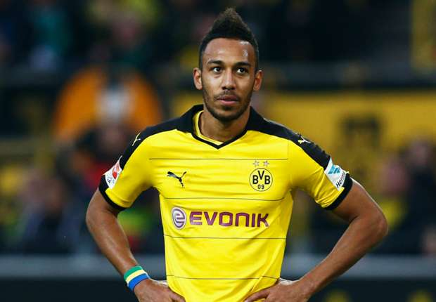 Transfer news: Pierre-Emerick Aubameyang holds talks with Borussia ...