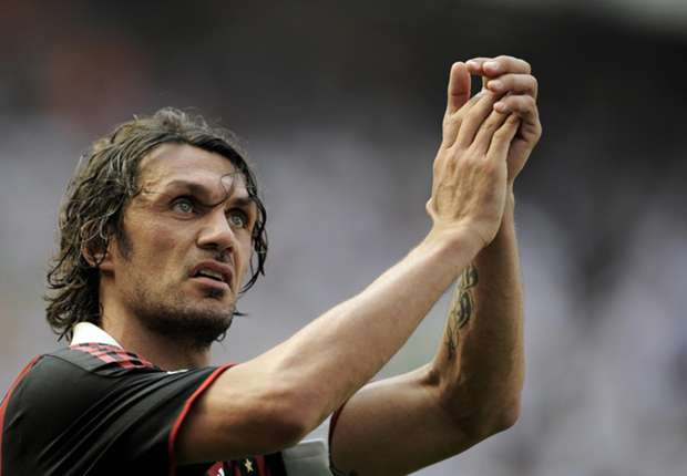 Milan must invest in youth - Maldini