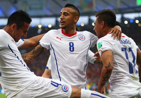 Preview: Iran - Chile
