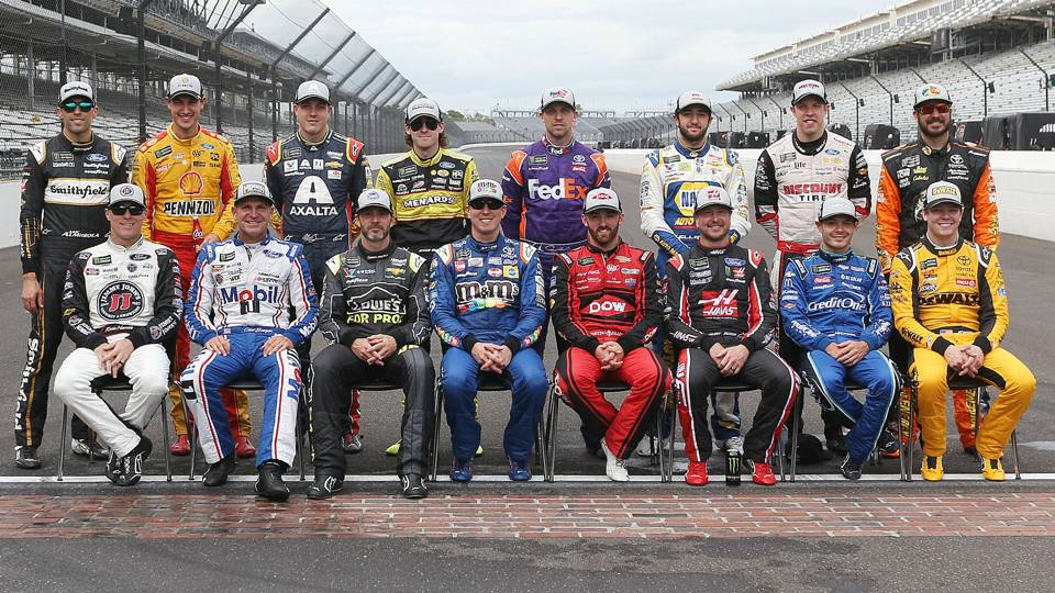 The 2018 NASCAR playoffs field