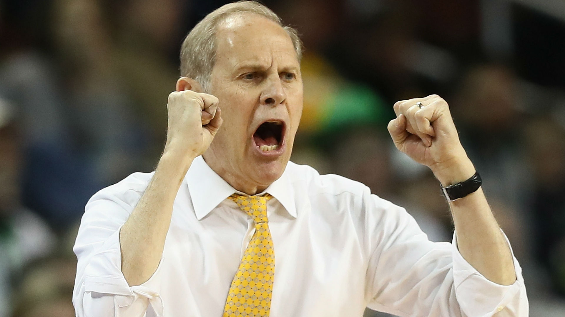 John Beilein, Michigan discussing contract extension, he says