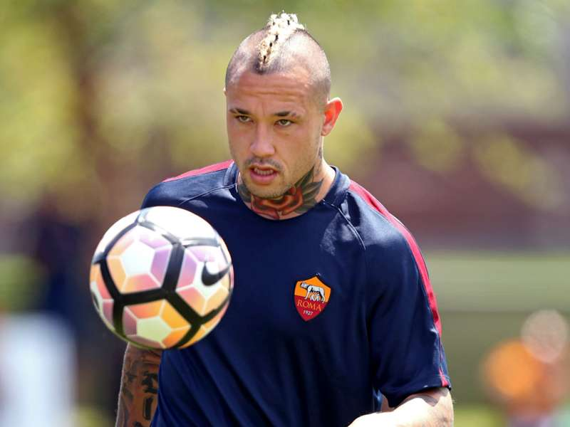Recovering Nainggolan slams 'b******t' claims he was fit for Belgium