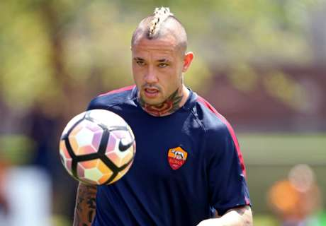 Nainggolan slams 'b******t' claims he is fit