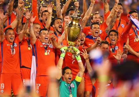 Chile set to face Euro 2016 winner