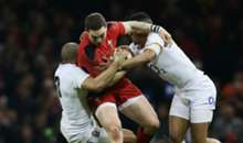George North Returns for Wales' Clash with France