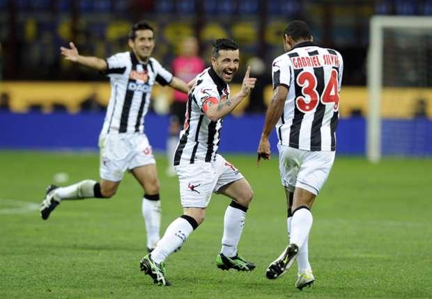 Di Natale targets Juventus scalp