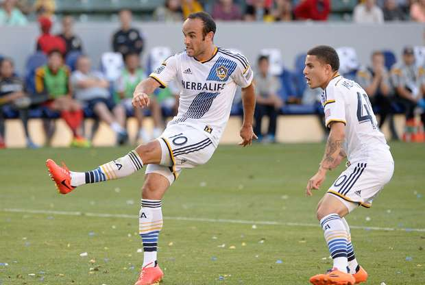 LA Galaxy 2-2 Portland Timbers: Late own-goal equalizer gives Galaxy point