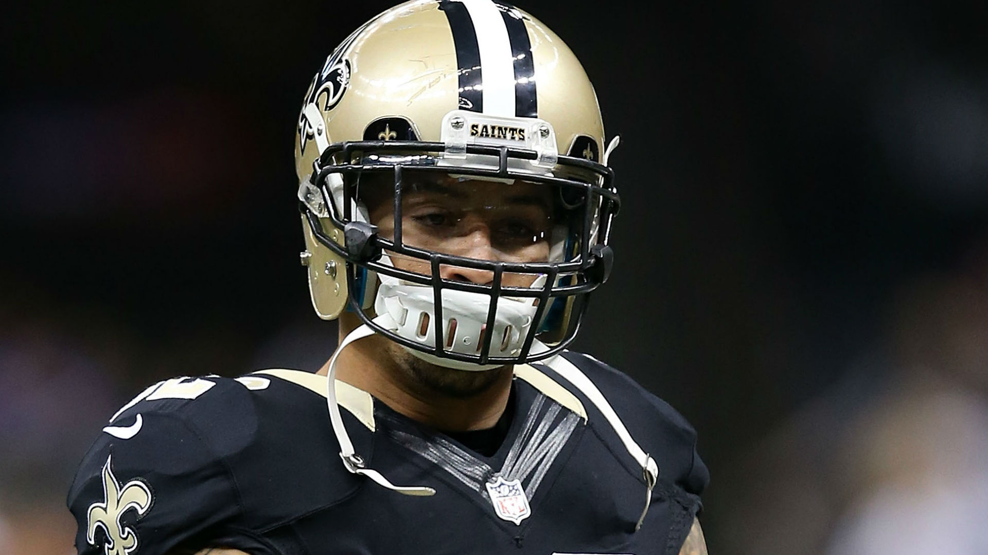 Saints' Peterson: 'I didn't sign up for nine snaps'