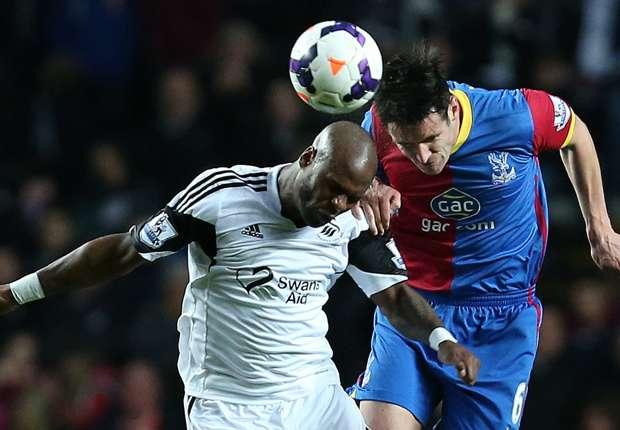 Lita replaces Monk in Swansea squad