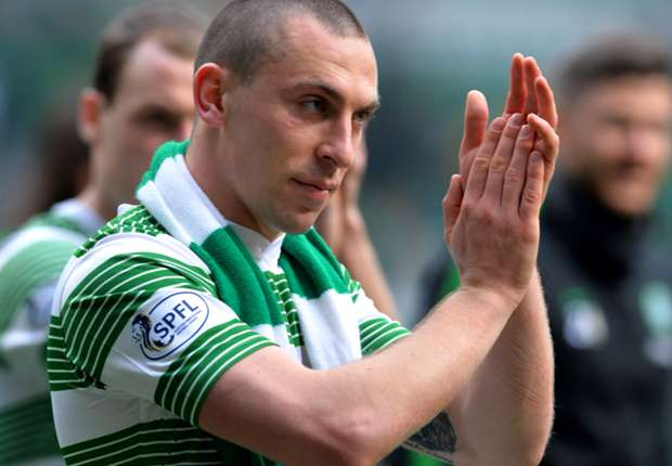 Celtic midfielder Brown wants fans to inspire Champions League fightback