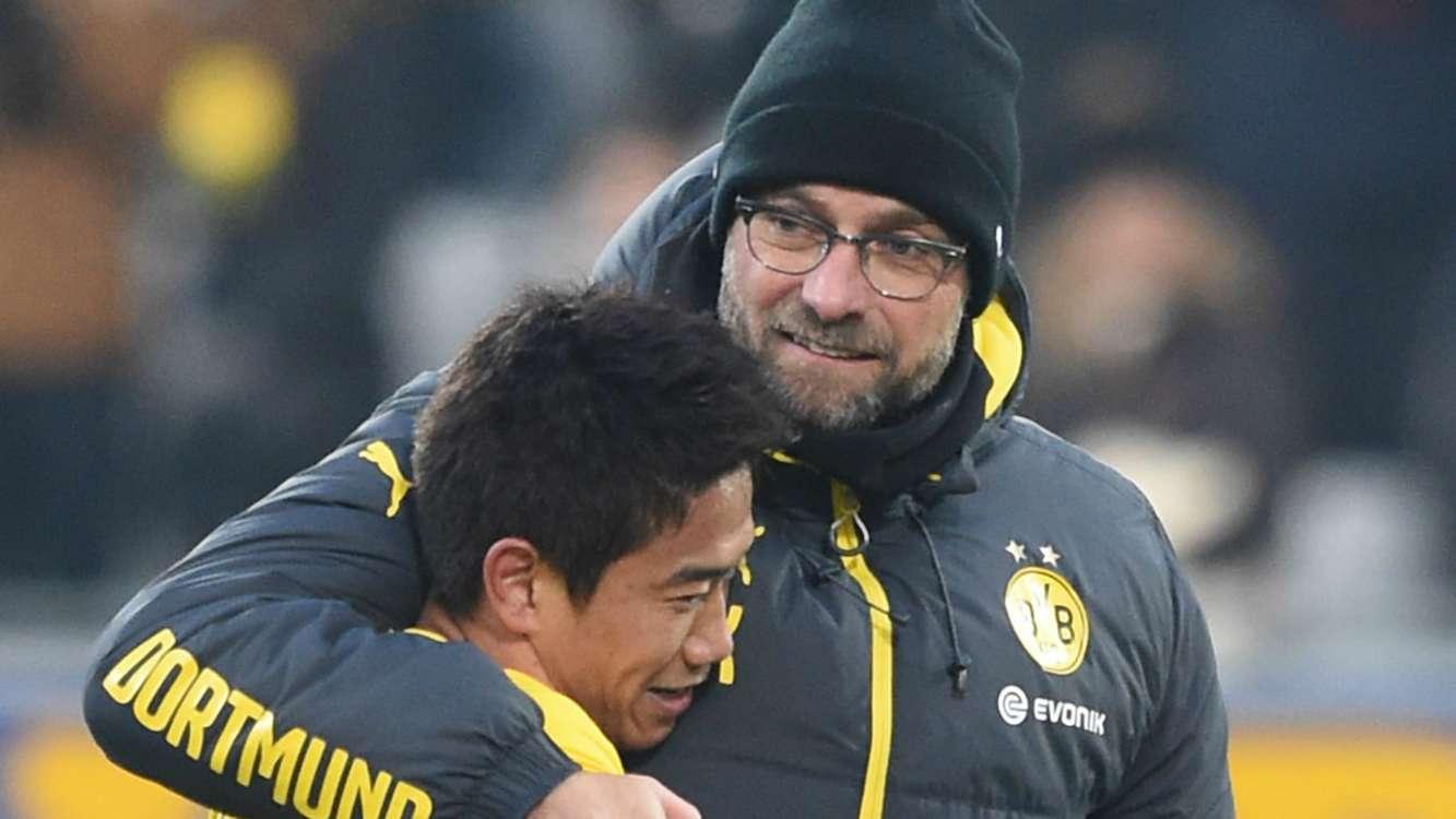 After Jurgen Klopp, will Shinji Kagawa be next? Liverpool fans hope to sign Man United old-boy [Tweets]