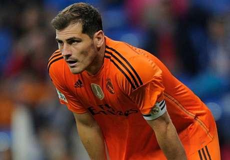 Casillas reiterates desire to stay