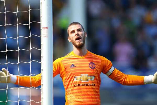 Words mean little – De Gea apologetic for disastrous Manchester United performance