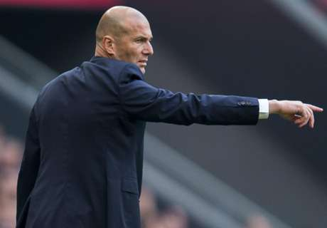 Zidane: Being top means nothing