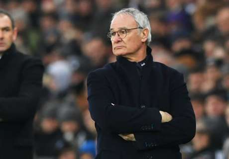 Ranieri: We concede and don't score