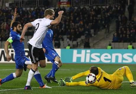 Report: Azerbaijan 1 Germany 4