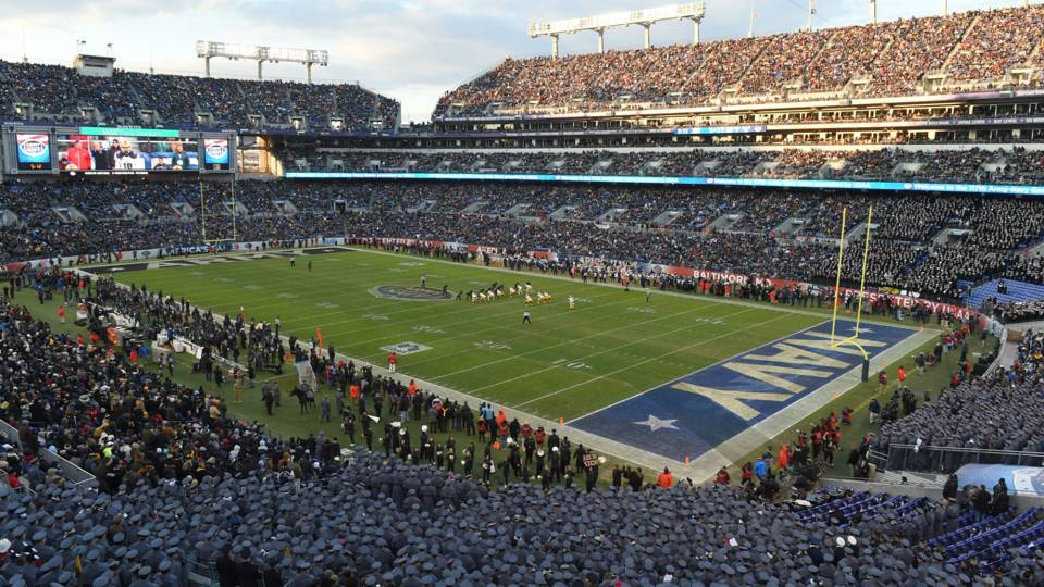 Army-Navy game in Philadelphia