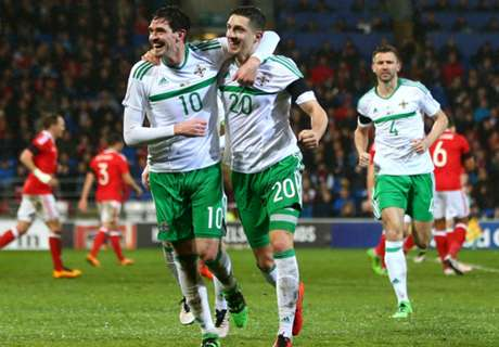 LIVE: Northern Ireland v Slovenia