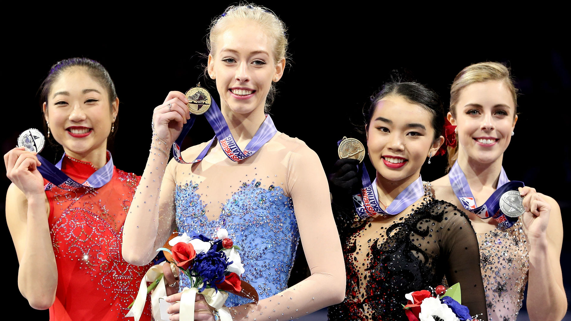 On-the-rise Bradie Tennell wins women's U.S. figure skating title