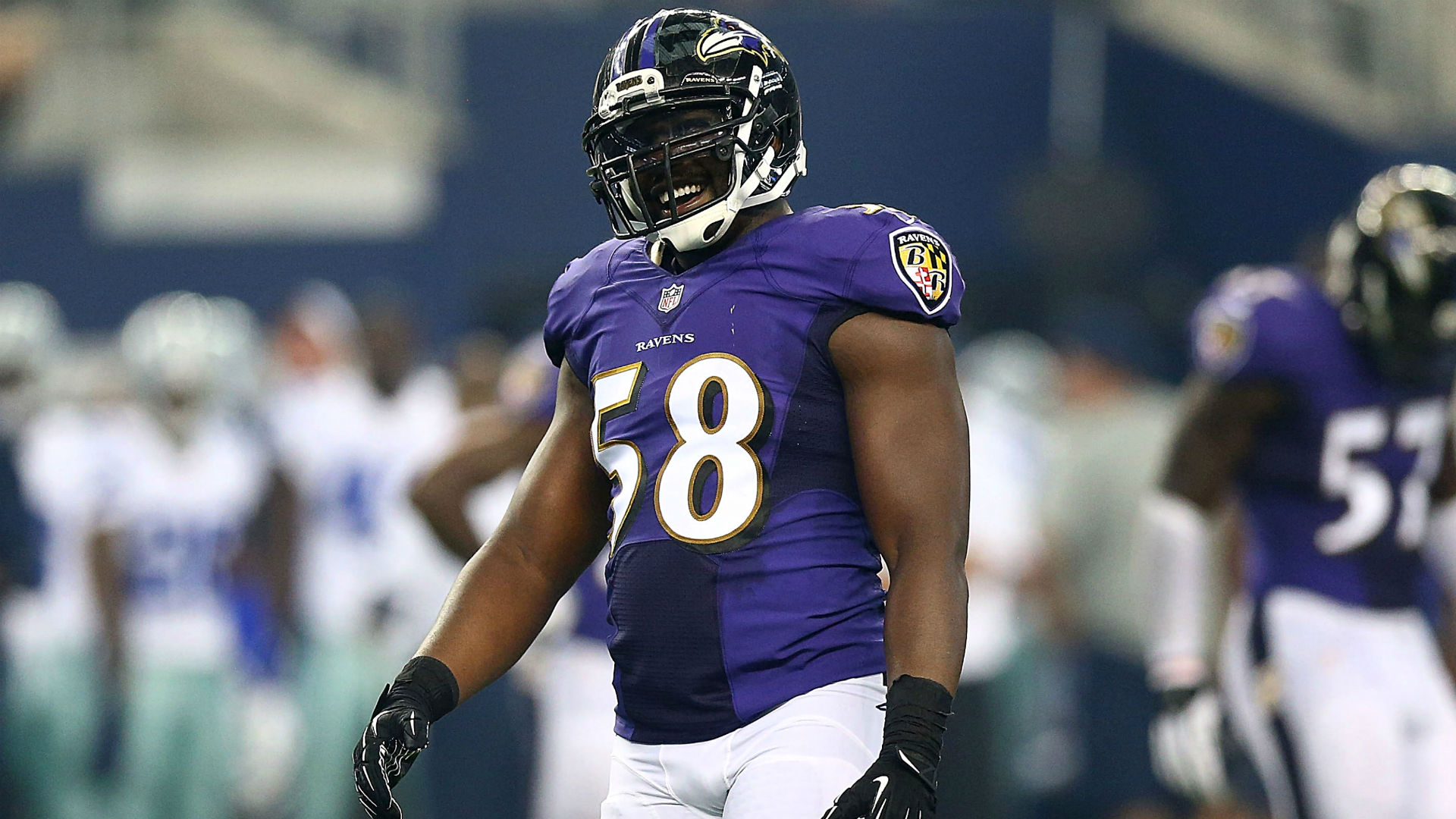 Elvis Dumervil really wants NFL single-season sack record