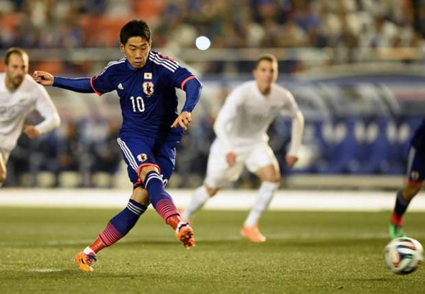 Kagawa: I didn't feel as strong in the second half
