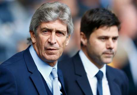 PREVIEW: Man City v Tottenham