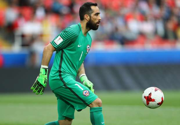Pizzi hails 'model' Bravo as Chile go through in Russia