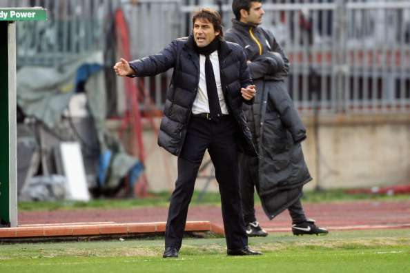 Conte: Juve cannot relax as rivals strengthen