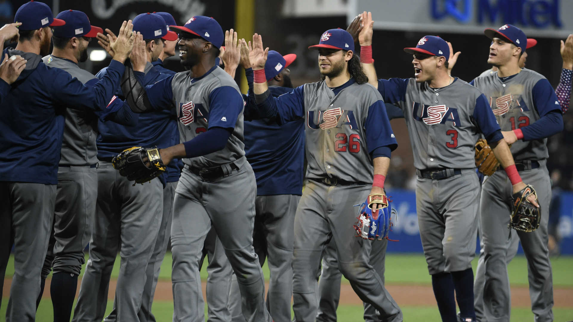 United States of America advances to face Puerto Rico in WBC final
