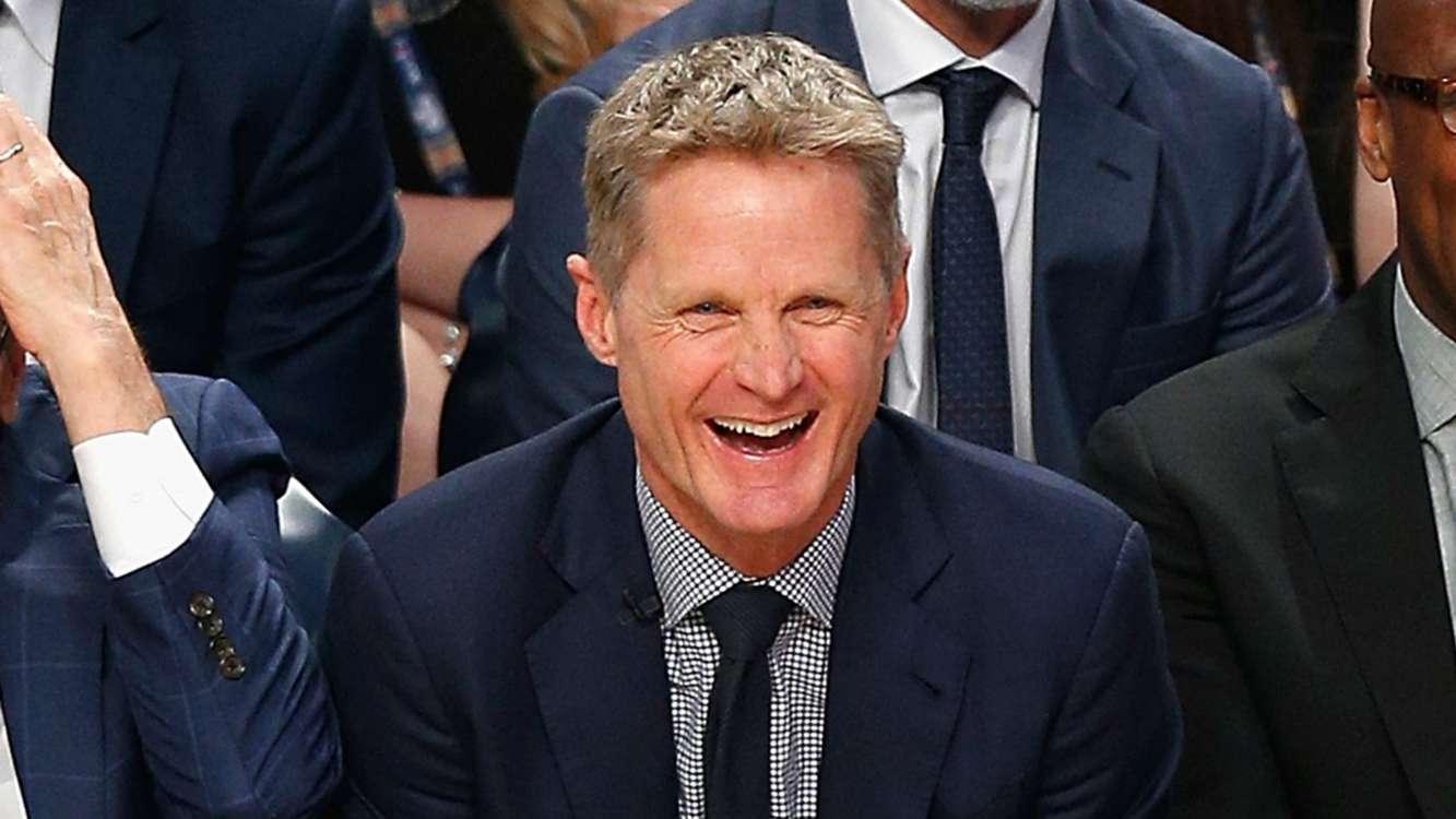 Kerr to travel with Warriors to San Antonio