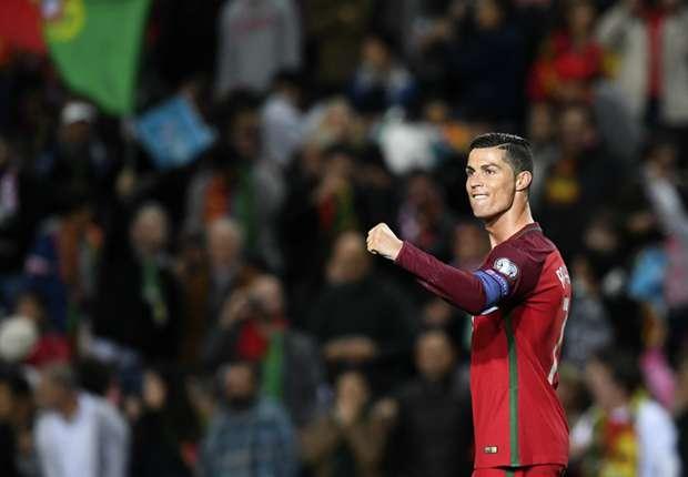 Ronaldo draws level with Muller, Keane in international scoring charts