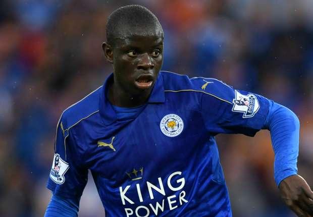 RUMOURS: Chelsea table £29m bid for N'Golo Kante
