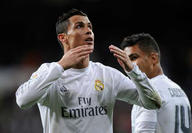 Ronaldo: I want my son to be a top footballer... like his Dad!