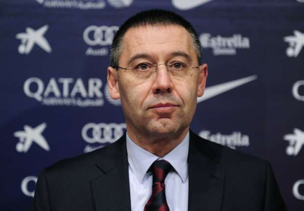 Neymar row will not force me out - Bartomeu