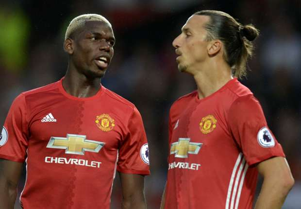 Not even Pogba and Ibrahimovic are untouchable at United, says Mourinho