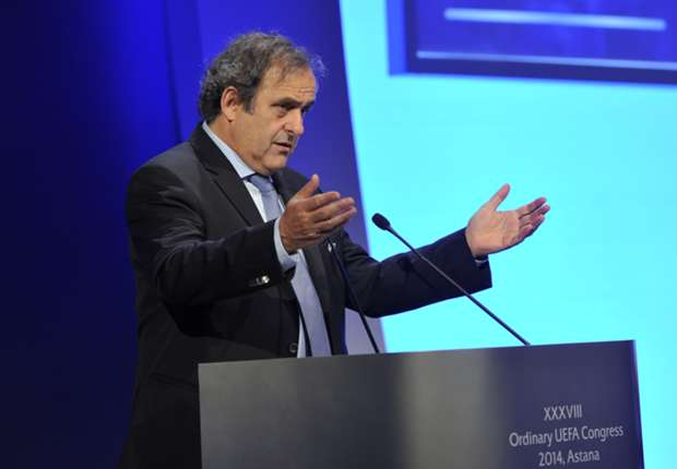 Platini demands zero-tolerance racism policy