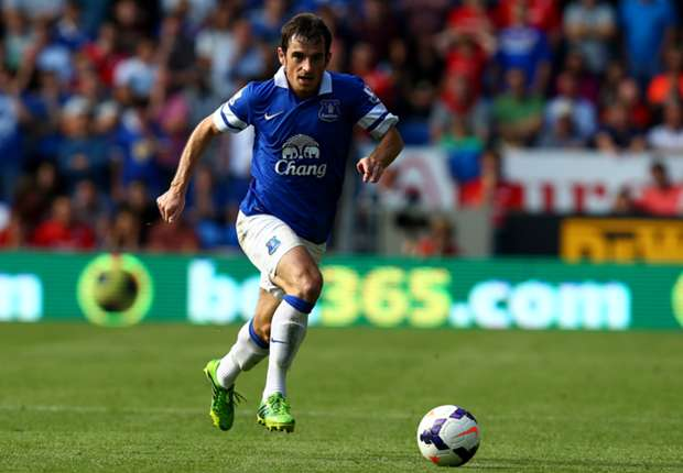 Baines to return for Boxing Day clash against Sunderland - Martinez