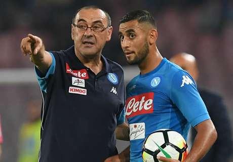 Sarri: Napoli care about Serie A