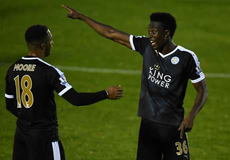 REPORT: Bury 1-4 Leicester City