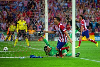 Koke: Beating Barcelona was spectacular