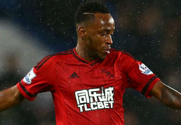 Berahino future in West Brom chairman's hands - Pulis