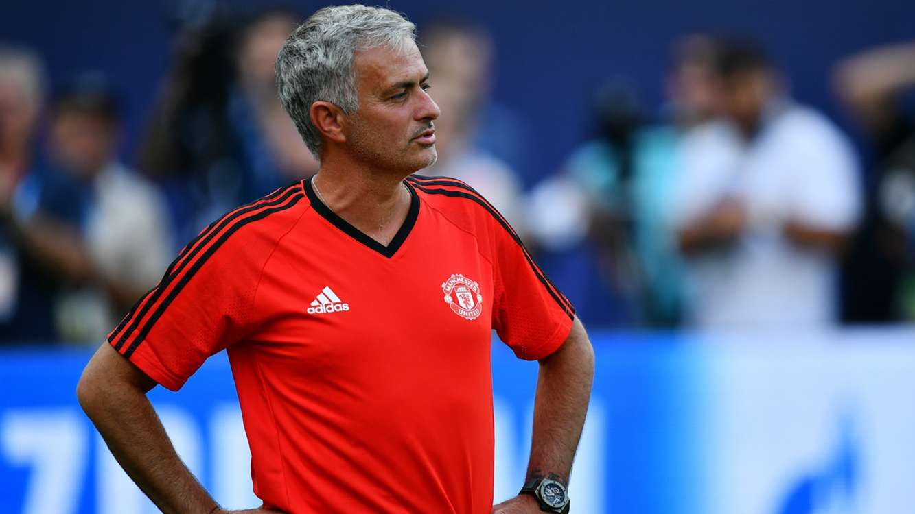 'I'm on fire' - Man United boss Mourinho ready for title challenge