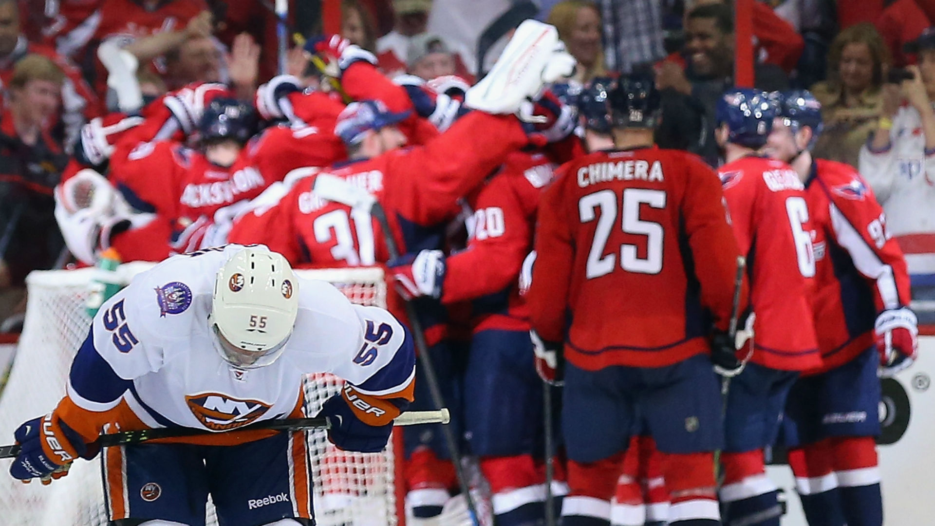 Stanley Cup playoffs roundup: Capitals edge Islanders in Game 7 as Lightning force one more