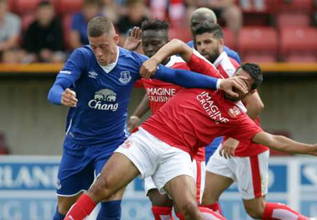 Match Report: Swindon 0-4 Everton