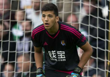 Rulli retains Man City ambition