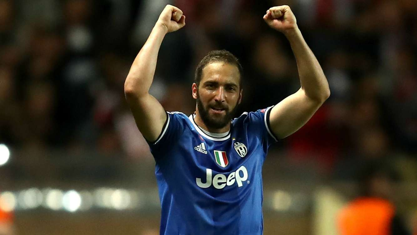 WATCH: Gonzalo Higuain leads Juventus to brink of the Champions League final