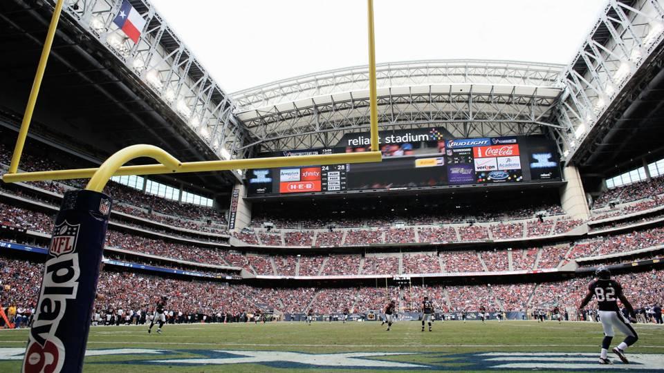 NRG Stadium in Houston