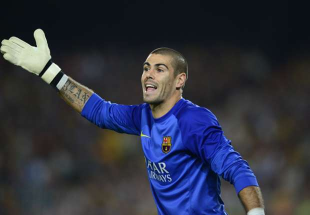 Barcelona denies offering Victor Valdes new deal