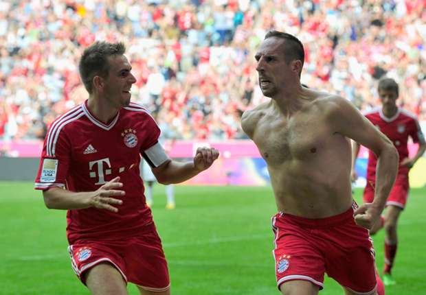Werder Bremen-Bayern Munich Preview: Lahm and Ribery set to return