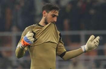 Juventus target Donnarumma wants to stay at AC Milan